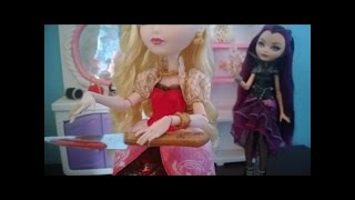 Ep.1 - Apple White, the real Evil Queen - Ever After High Stop Motion [Para audiências maduras]