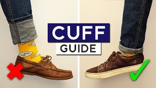 When To Cuff Jeans For Guys | The Best Situations When To Cuff Your Jeans - Ben Arthur