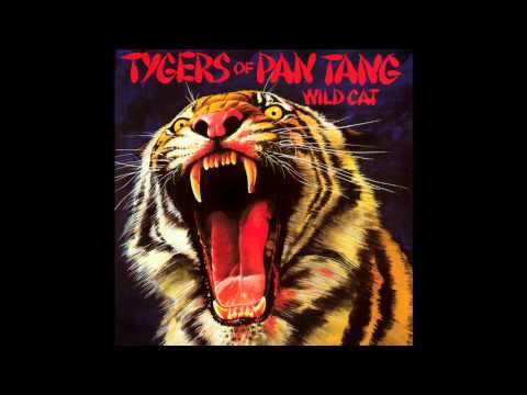Tygers Of Pan Tang - Wild Cat (Full Album)