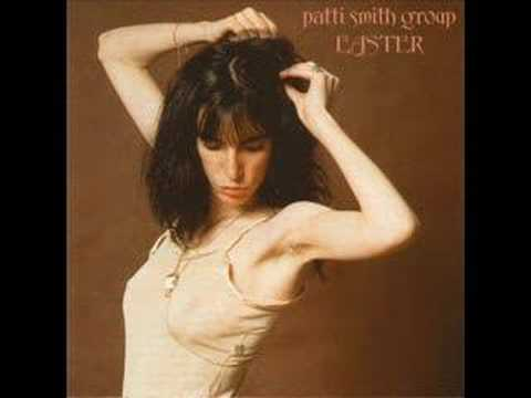 "Patti Smith - ""Rock 'N' Roll Nigger"""