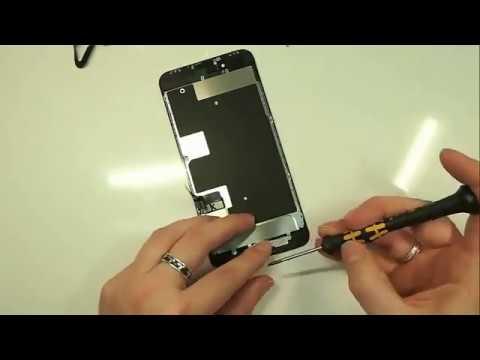 Замена экрана на IPhone 8 Plus, инструкция как своими руками заменить стекло на айфоне 8 плюс