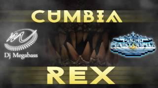 KUMBIA DEL REX RECARGADA (El Ritmo del Mega ft Dj Pucho) kumbias con wepa