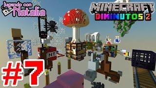 ILUMINACIÓN ESTILO TNT! | Viernes de Minecraft - Diminutos 2 #7