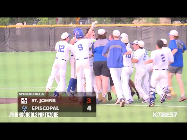 Episcopal vs St  Johns - Episode 5-4-19