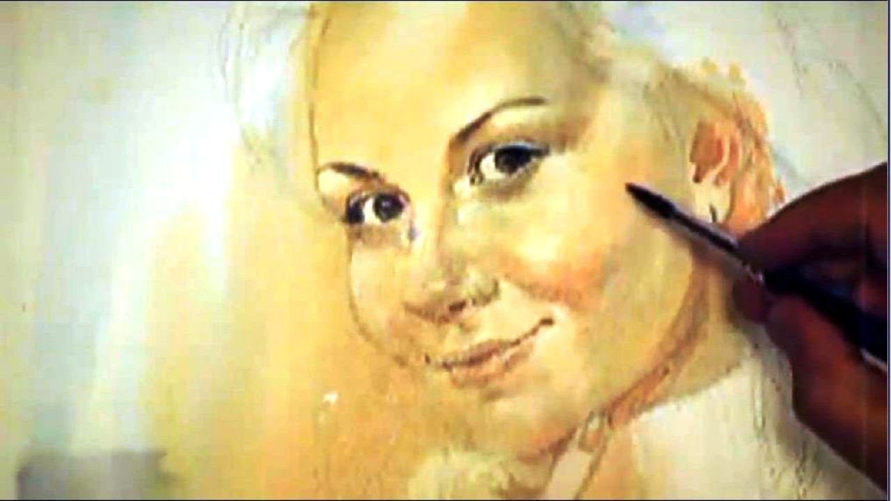 как рисовать портрет ы людей карандашом пошаговая инструкция