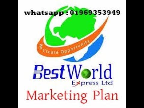 Best World express Ltd  by marketing plan !!! bangladesh (whatsapp+imo : 01969353949)