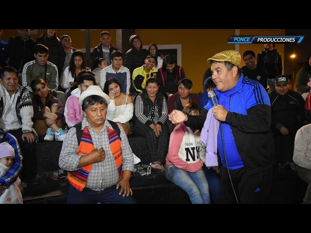 "Cholo Víctor // ""Troleando a Koki Santa Cruz"" // Cómicos Ambulantes."