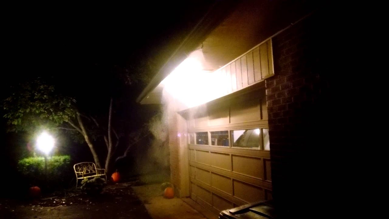 Night Mosquito Misting with MistAway - Stink Bugs