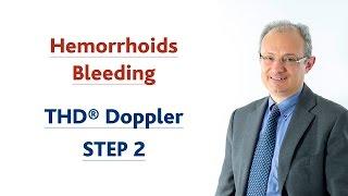 Bleeding: THD Doppler - STEP 2