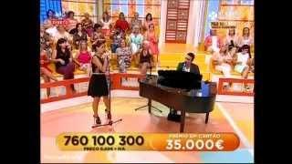 Vanessa Silva & David Antunes - És o meu final feliz  (Sextas Mágicas - SIC)