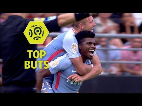 Top buts 2ème journée - Ligue 1 Conforama / 2017-18