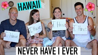 Never Have I Ever In Hawaii ft Jack & Trevor