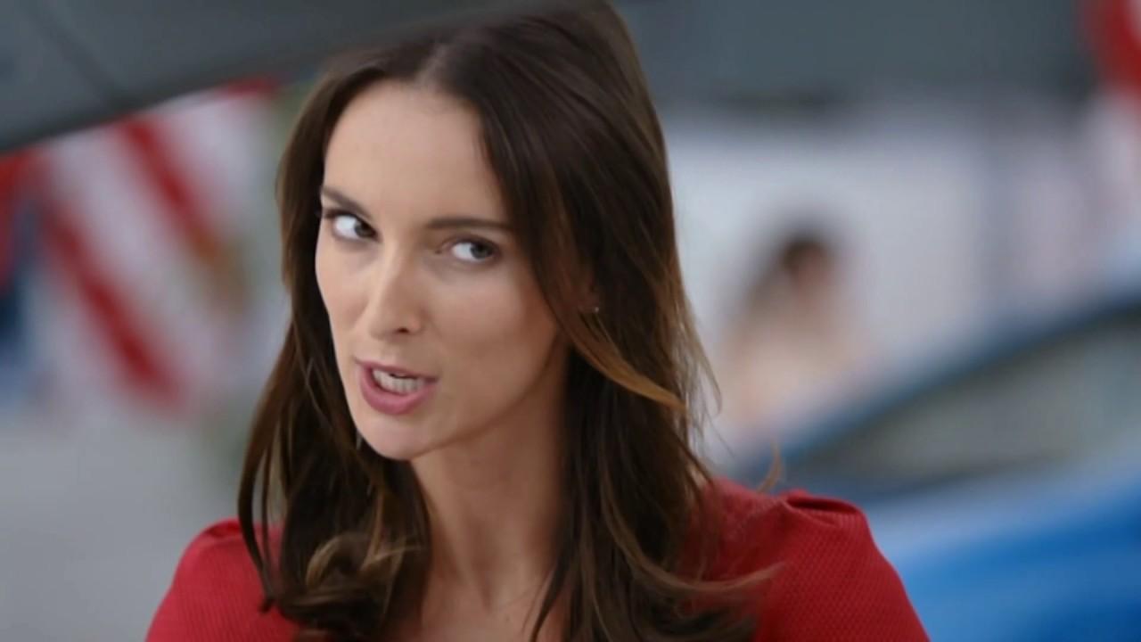 Toyota ad girl australia