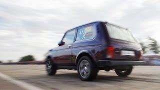 Турбо Нива около 500 л.с. из Харькова (на кубке Турбофлай, г. Кривой Рог)(Двигатель объем — 1700 см.куб. ГБЦ 8-клапанная поршни кованые МАМИ распредвал Dynacams №74 турбина Garrett GT28R (1.6 бара)..., 2014-03-14T12:02:07.000Z)