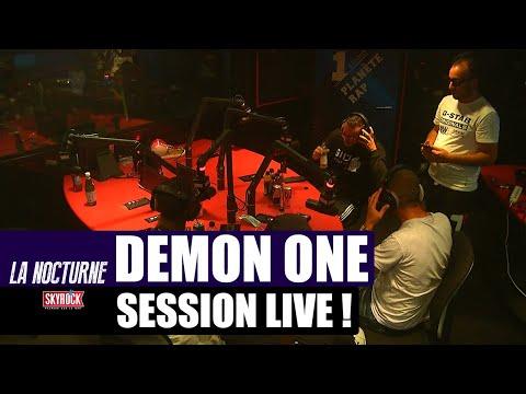 Youtube: Grosse SESSION LIVE avec DEMON ONE dans #LaNocturne!