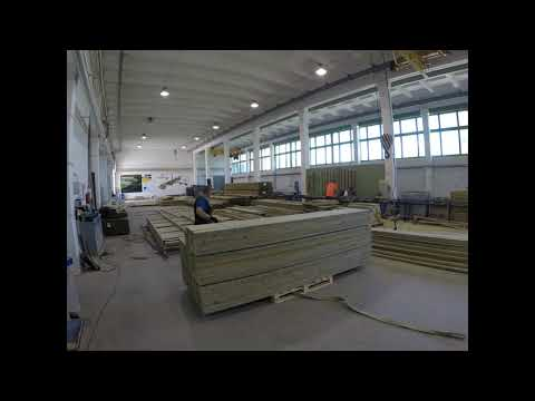 Top Marine's timber factory
