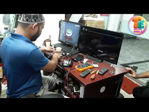 Onsat On2 Mepg4 Gprs DVB-S2 Decode Satellite Receiver HDMI Ok AV No Output Repair 2