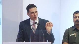 Don't EAT After 6.30 PM - Akshay Kumar Gives Health Tips