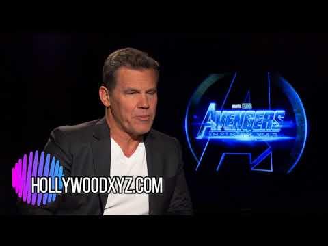 Josh Brolin Talks Avengers Infinity War new