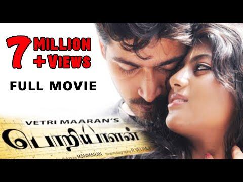 Poriyaalan Full Movie HD   Harish Kalyan   Anandhi