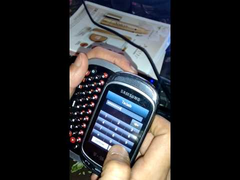 Video para devolucion Samsung T669 Gravity T