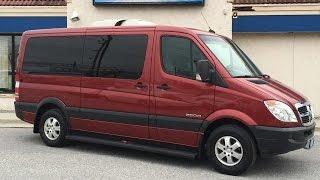2008 Dodge Sprinter Wagon Used Van Baltimore MD | CarZone USA