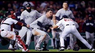 Red Sox Yankees Brawls