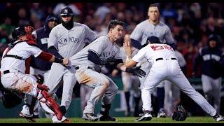 Red Sox Yankees Brawls