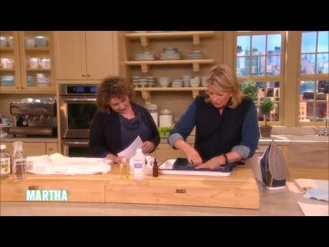 How to Remove Stains⎢Martha Stewart
