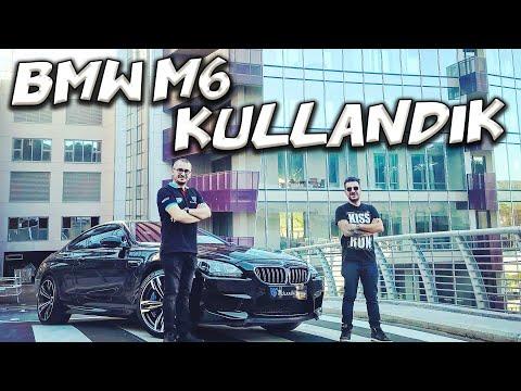 Doğan Kabak | BMW M6 | İlk Sürüş