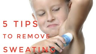 5 TIPS TO HIDE SWEATING || SUMMER TIPS 2019 | SKINNY GUYS TIPS STOP OVER SWEATING ||  #FAMBRUHARMY