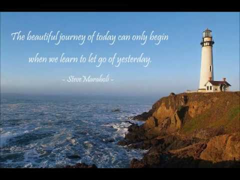 Inspirational Steve Maraboli Quotes w/ Beautiful Piano Music