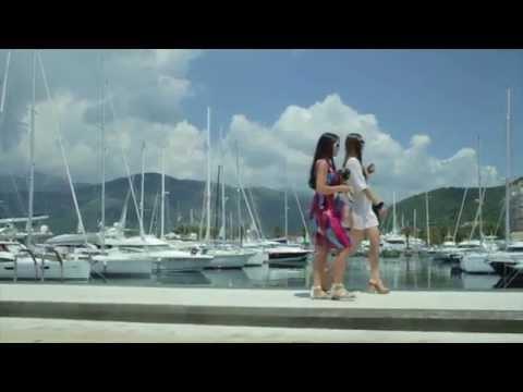 Porto Montenegro Marina - Summer 2013