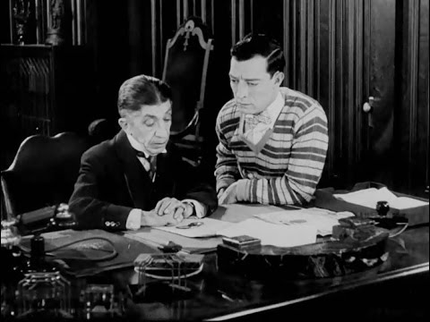 """Buster Keaton's """"College"""" (1927)"""