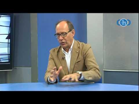 Frente a Frente Juan José Díaz Trillo CDH TV Septiembre 2016