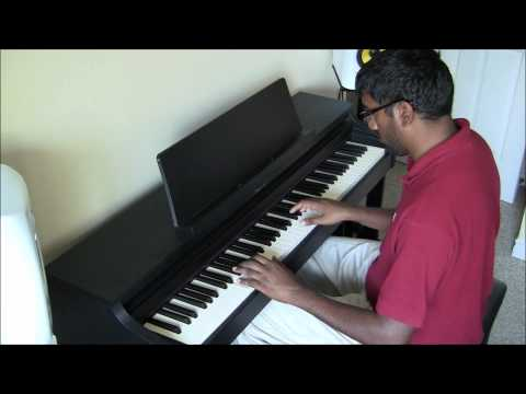 Professor Layton Piano  - More London Streets (Live Version)  ロンドン3 w/ Sheet Music