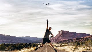 How to Make a DRONE BOOMERANG video for Instagram