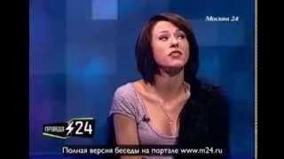 Екатерина Иванчикова с восьми лет хотела петь