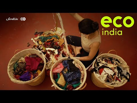 Eco India: One woman's journey to re-purpose heirloom sarees into modern, bespoke and chic garments