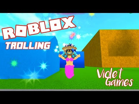 Roblox trolling in Life In Paradise