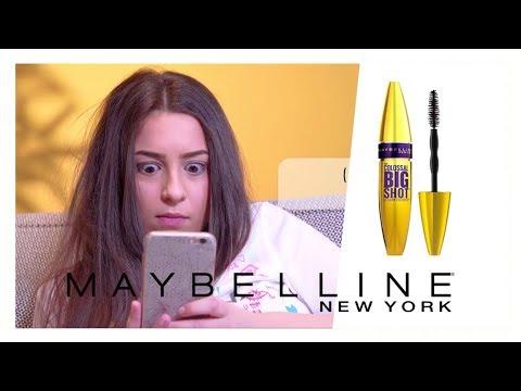 [MASCARA BIG SHOT & HORIA] I Woke Up Like This – Maybelline New York