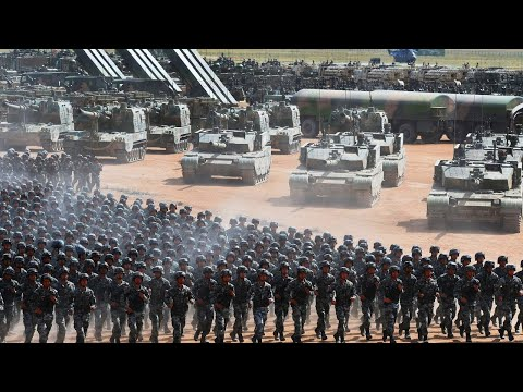 Invasion Begins (Oct 26,2020) China Put DF-17 Missiles, J-20 Jets & Troops Along Taiwan Border