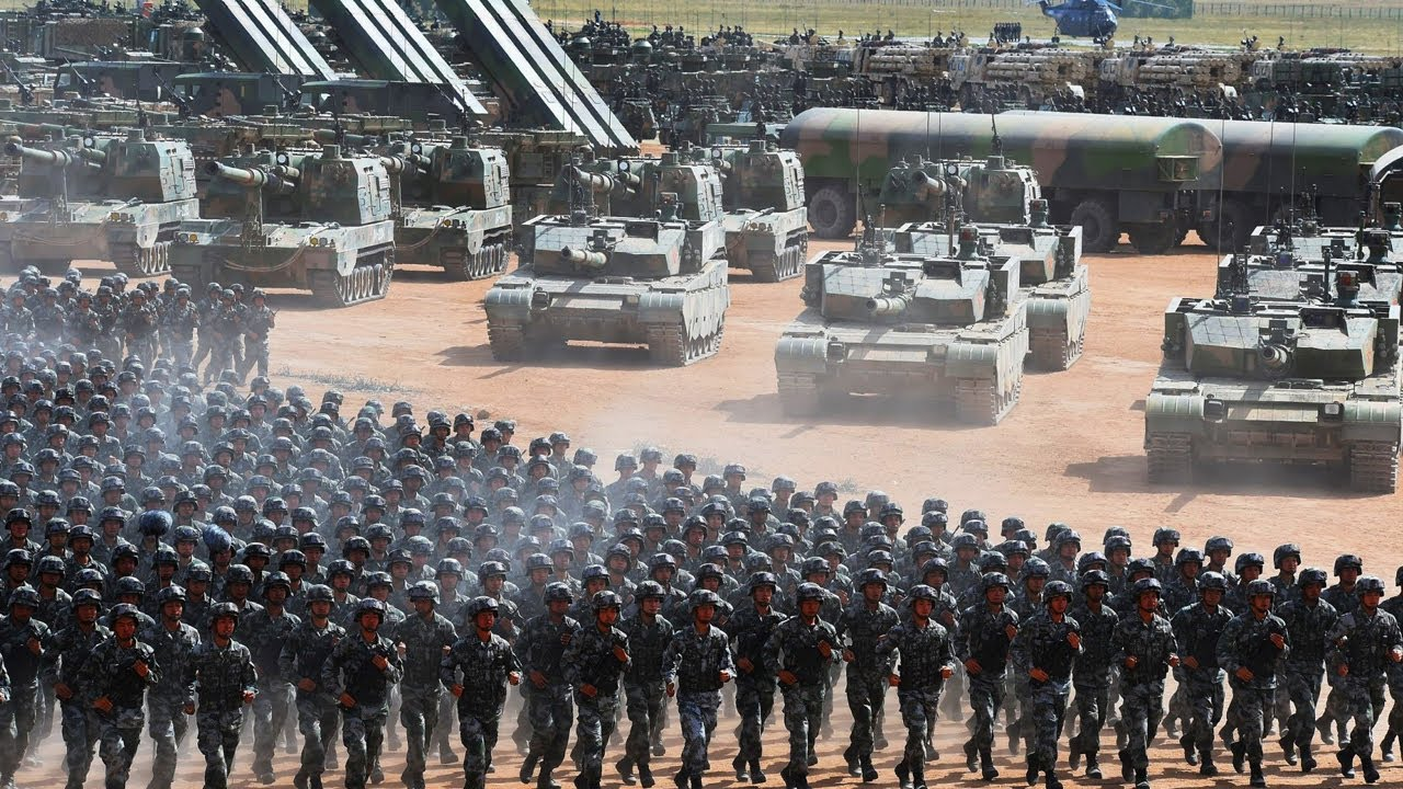 Invasion Begins (Oct 20,2020) China Put DF-17 Missiles, J-20 Jets & Troops Along Taiwan Border