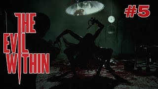 Spider-Lady, Spider-Lady, Does whatever a spider can | | The Evil Within #5
