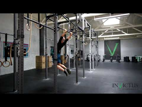 How to Connect Bar Muscle-Ups: Tips for the Drop  | CrossFit Invictus | Gymnastics