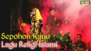 Lagu Religi Islami Sepohon Kayu Syairnya Sangat Menyentuh Hati