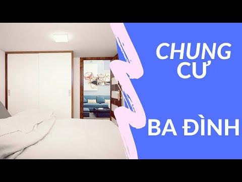 Chung cư mini giá rẻ Kim mã – Ba Đình Hà Nội. Thiết kế 1 – 2 Phòng Ngủ
