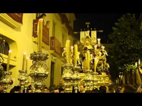 La Sagrada Mortaja por San Andrés, Semana Santa Sevilla 2015
