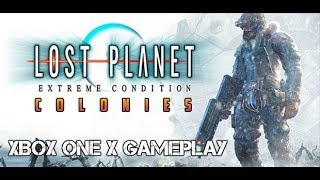 Lost Planet: Extreme Condition Colonies Edition - Xbox One X Backwards Compatible Gameplay