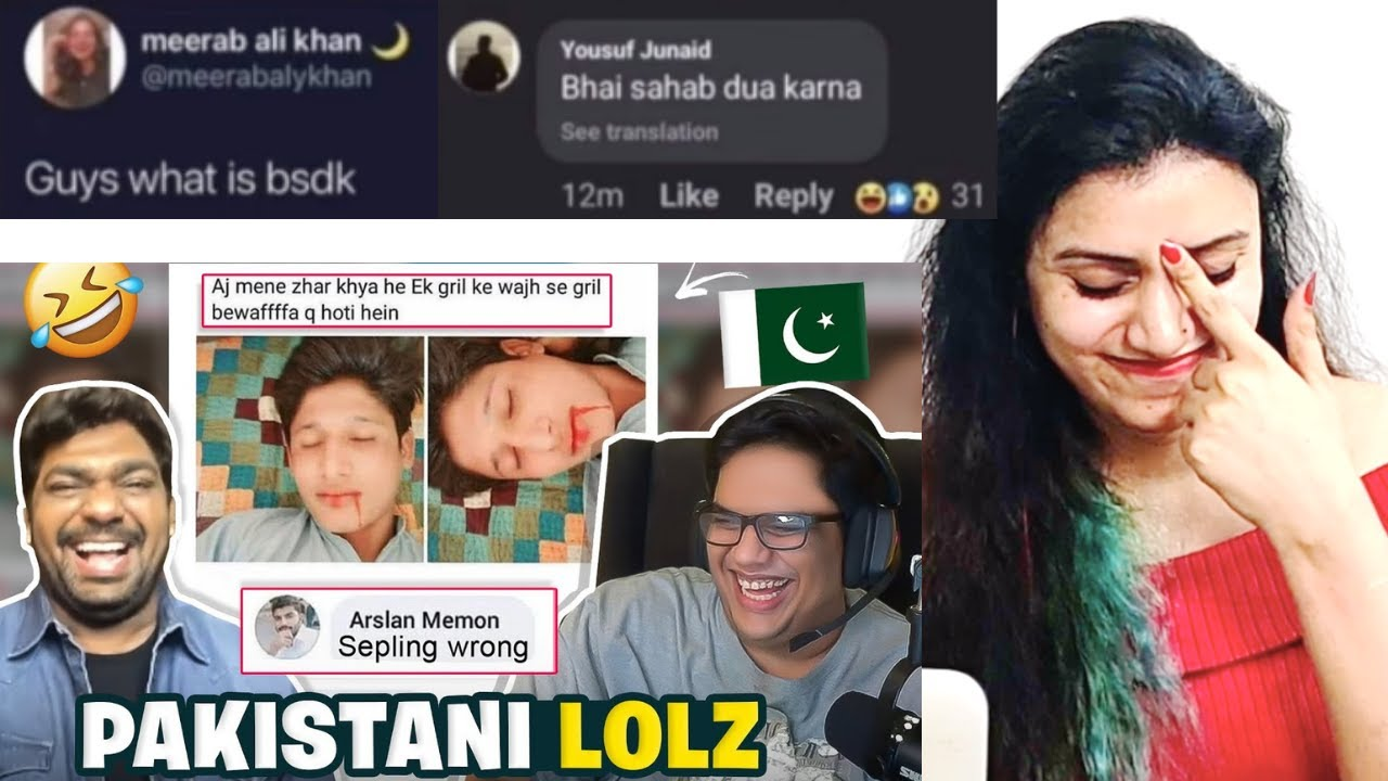 Reaction | PAKISTANIS ARE SAVAGE - 4 ft @Zakir Khan | Praveshika Katoch
